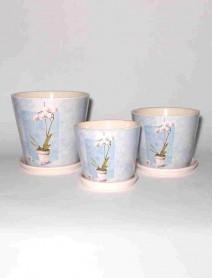 Flower pots DX3-63