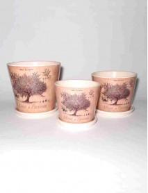 Flower pots DX3-64