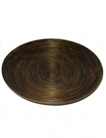 Bamboo plate HL5369-3