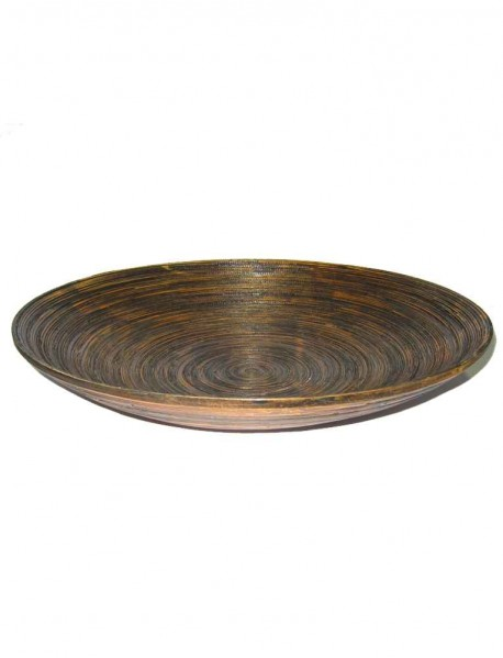 Bamboo plate HL5369-2