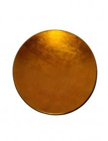 Bamboo plate 2187G-1